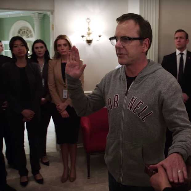 De 'designated survivor' bestaat echt