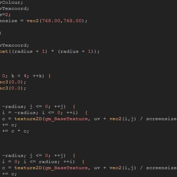 Dev-log: Verwarring