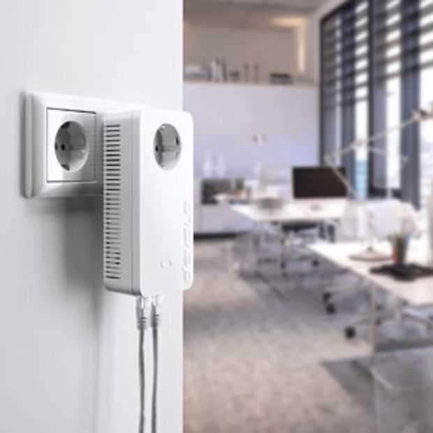 Multiroom WiFi van devolo: overal internet in huis