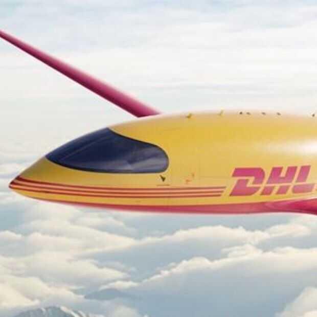 DHL gaat elektrisch vliegen