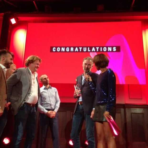 Digital Communication Award voor de online strategie van Oxxio