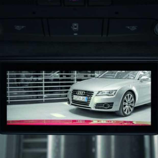 Digitale achteruitkijkspiegel voor nieuwe Audi R8 e-tron