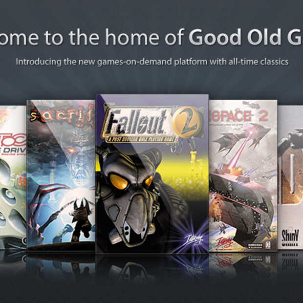 Digitale distributeur Good Old Games stopt ermee