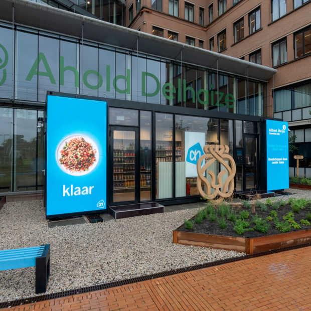 Digitaal winkelen bij Albert Heijn