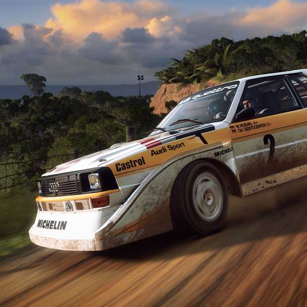 Dirt Rally 2.0: geen bocht zonder zweethanden