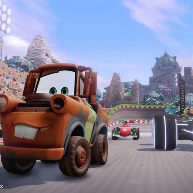 Disney Infinity 2.0 bouwt flink verder