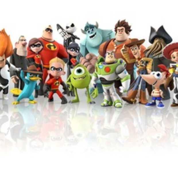 Disney Infinity met Sandbox Gameplay aangekondigd