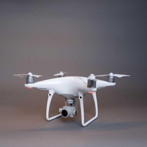 Data van Politie drones naar Chinese overheid?
