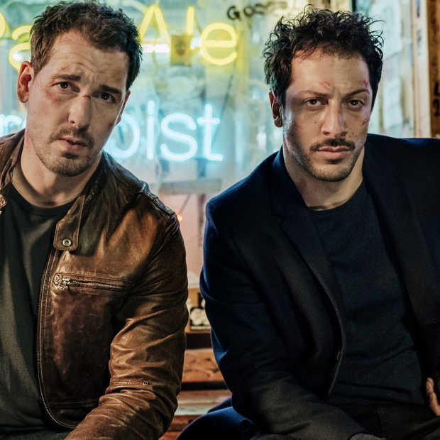 Netflix original Dogs of Berlin is hardste misdaadserie van 2018