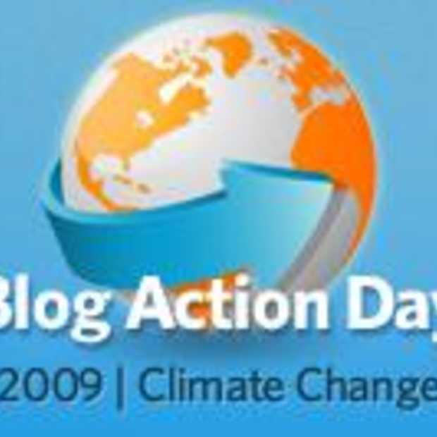 Donderdag is het weer Blog Action Day