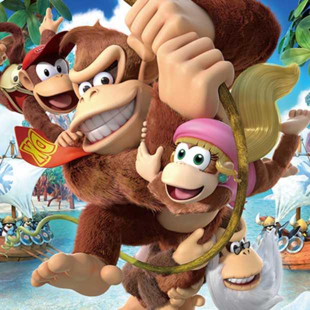 Donkey Kong Country: Tropical Freeze doet de temperatuur stijgen