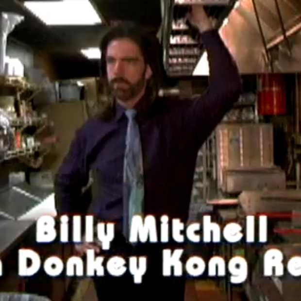 Donkey Kong record weer terug bij Billy Mitchell