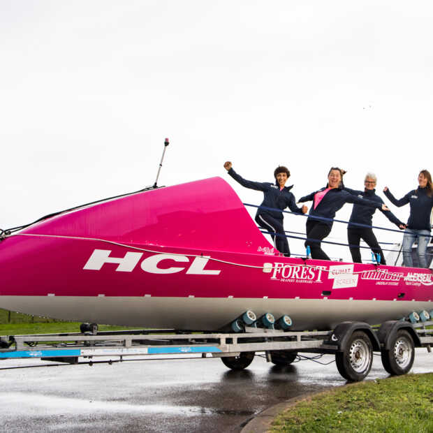 HCL waardeert durf en teamgeest van Dutchess of the Sea