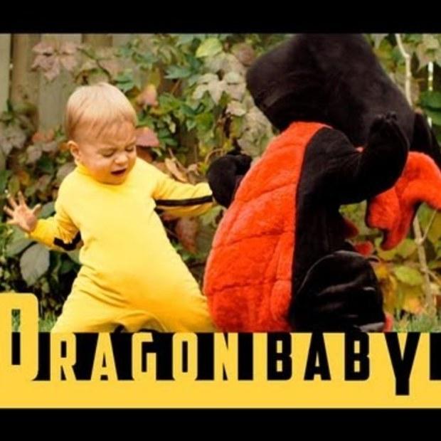 Weekend Viral : Dragon Baby