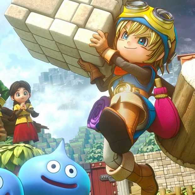 Dragon Quest Builders: Minecraft op zijn Japans
