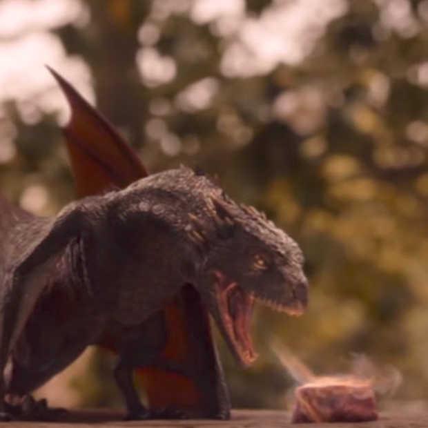 Game of Thrones: de evolutie van Drogon