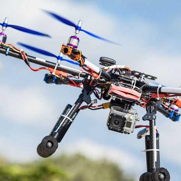 Het Amerikaanse leger heeft een plan om drones uit de lucht te halen
