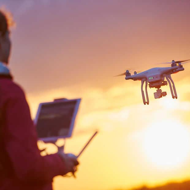 Politie treedt steeds vaker op tegen illegaal dronevliegen