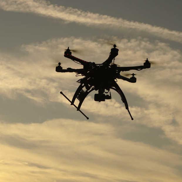 Commercieël gebruik van drones in de VS bespoedigd door FAA