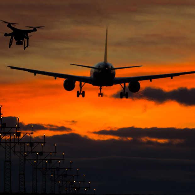 Vliegen met drones is straks toegestaan bij Airport Eelde