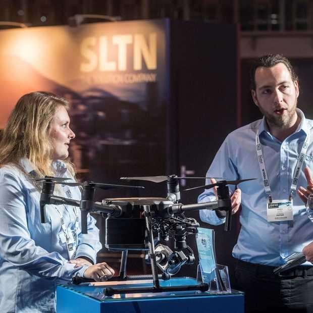 Amsterdam Drone Week over de toekomst van mobiliteit in het luchtruim