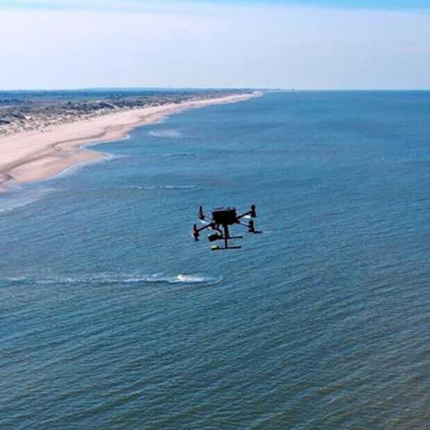 Reddingsbrigade gaat muistromen en drenkelingen opsporen met drones