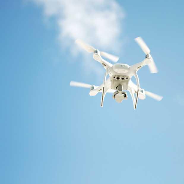 China zet drones in bij bestrijding coronavirus