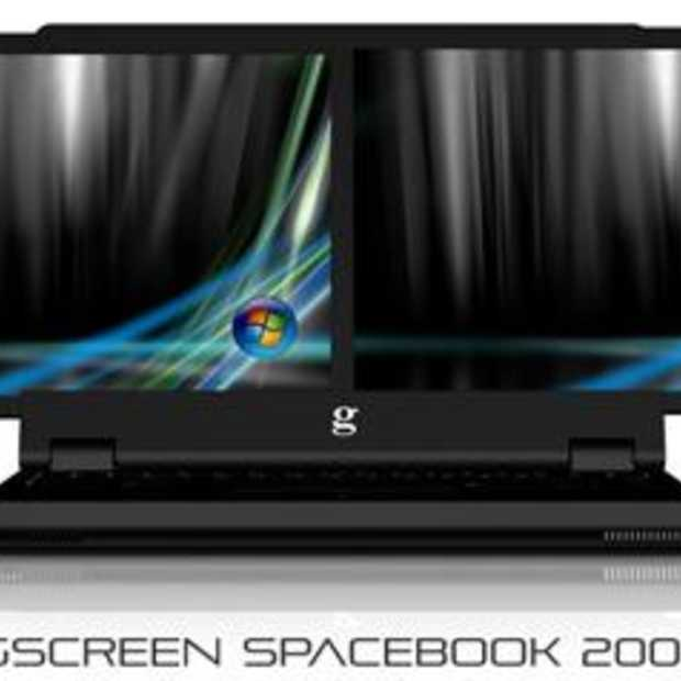 Dual Screen laptop