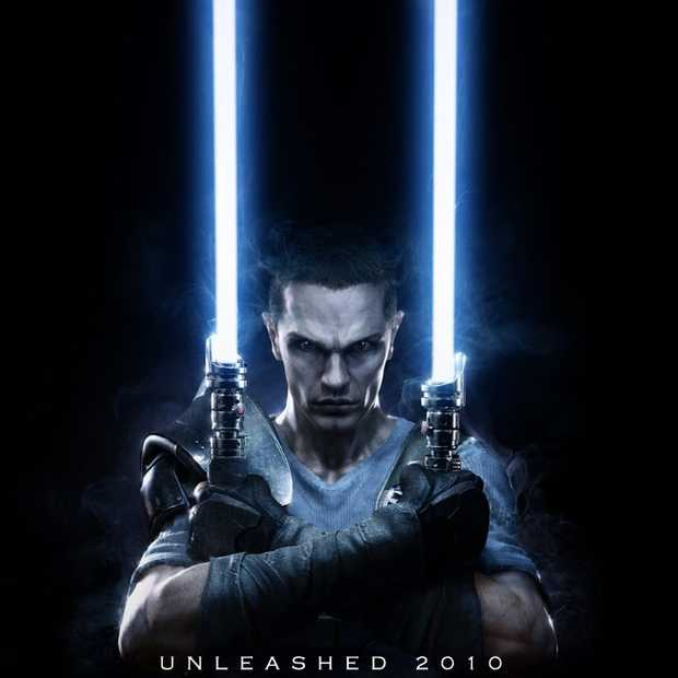 Dubbele Lightsabers in Force Unleashed II