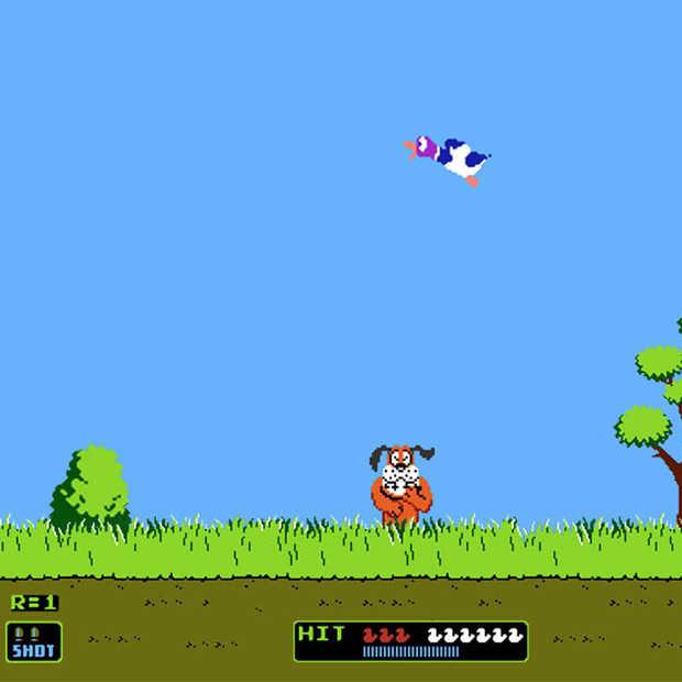 Dit wil jij ook: Duck Hunt spelen in Virtual Reality