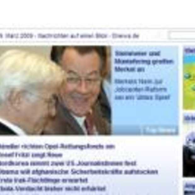 Duitse versie van NU.nl