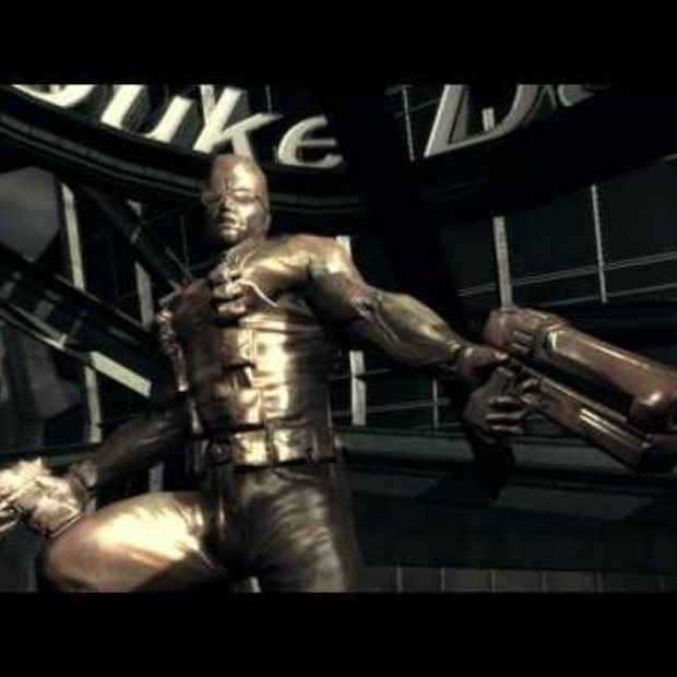 Duke Nukem Forever Reveal Trailer