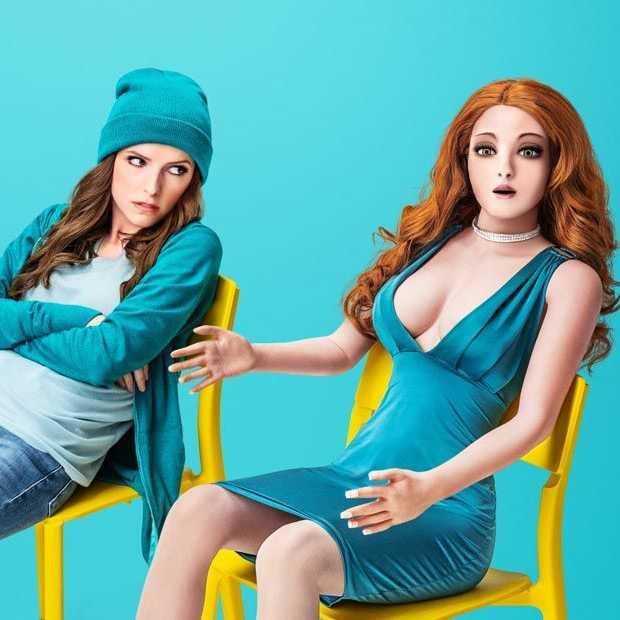 Anna Kendrick's sekspop steelt de show in Dummy