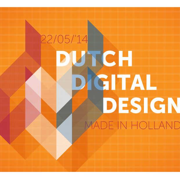 Dutch Digital Design: online platform, magazine en event