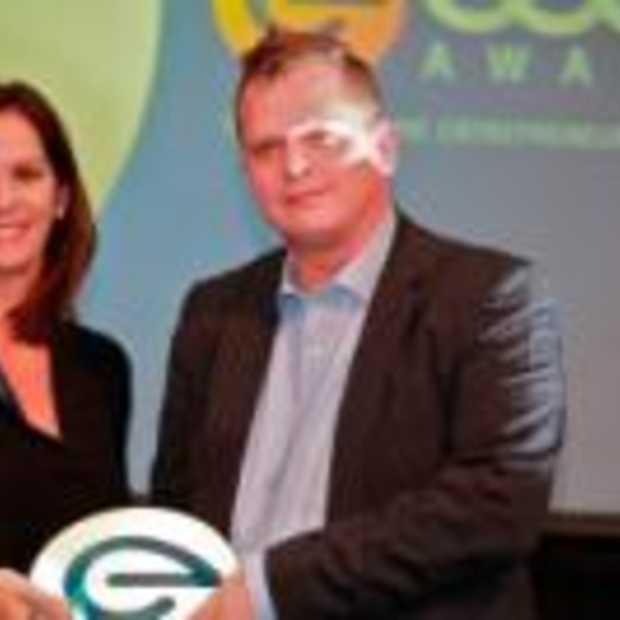 Dutchcowboy Maarten Lens FitzGerald wint eerste LOEY Award