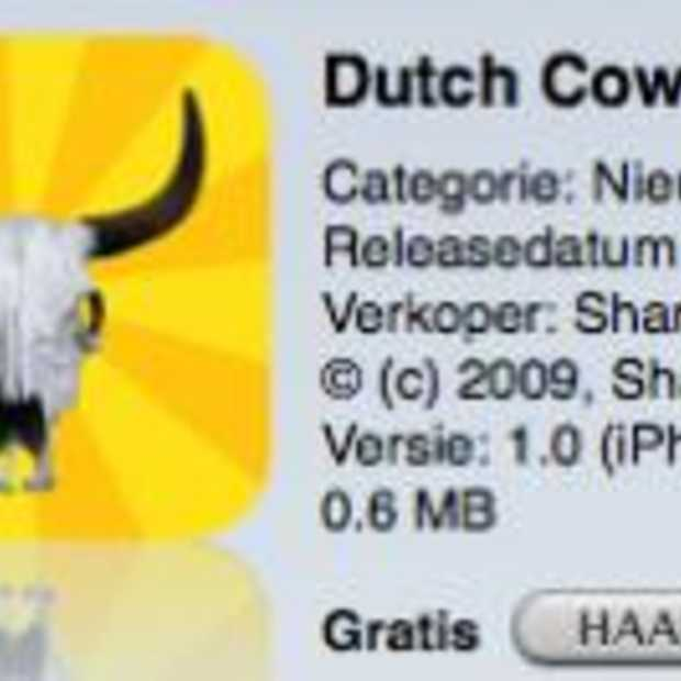 DutchCowboys iPhone App Live !!!