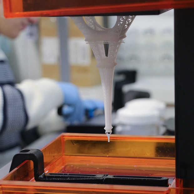 Is dit de toekomst van duurzaam 3D printen?
