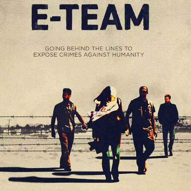 Het E-Team vanaf 24 oktober bij Netflix te zien