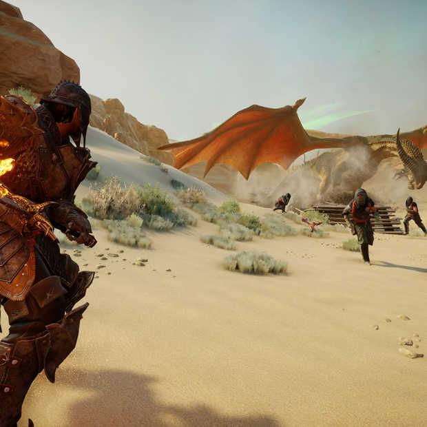 EA probeert te ontkomen aan druk najaar: Dragon Age Inquisition en Battlefield Hardline uitgesteld