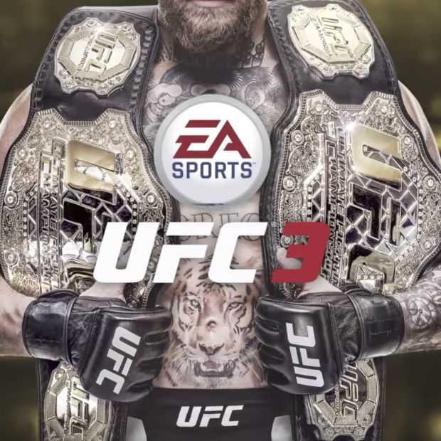 EA Sports UFC 3: herhaling van zetten