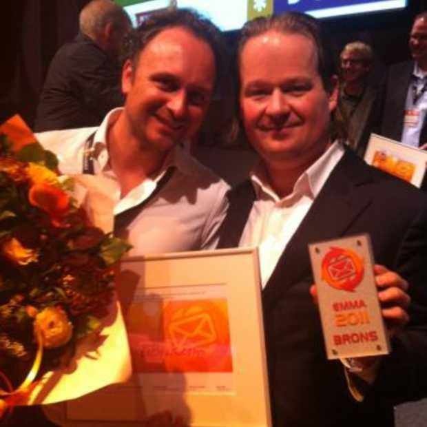 EasyToBook en Ematters winnaars van de Email Marketing Awards 2011