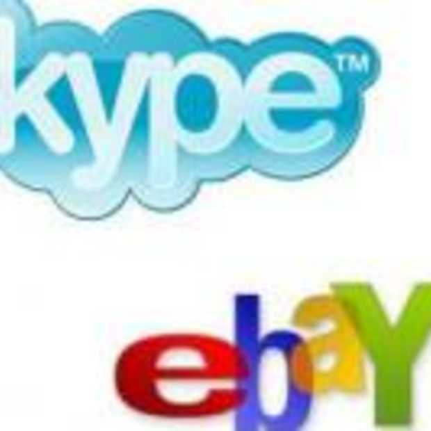 eBay voltooit Skype verkoop