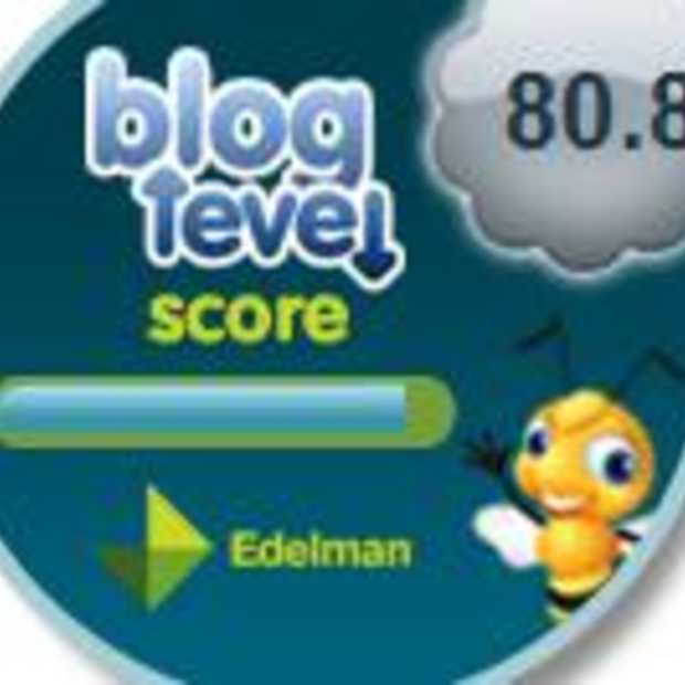 Edelman introduceert BlogLevel en TweetLevel 2.0