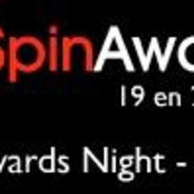 Eek! een Spin(Awards) in de header van DutchCowboys!