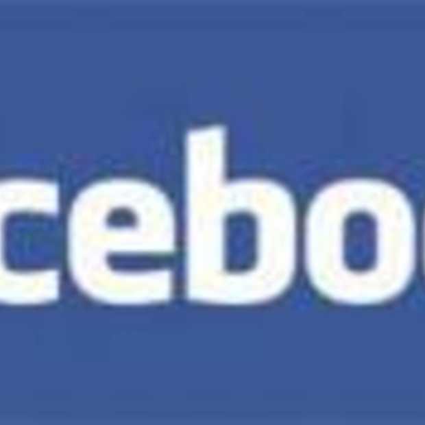 Een volgend 'press-only' Facebook event