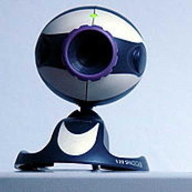 Een webcam die jouw gelaatsuitdrukking analyseert