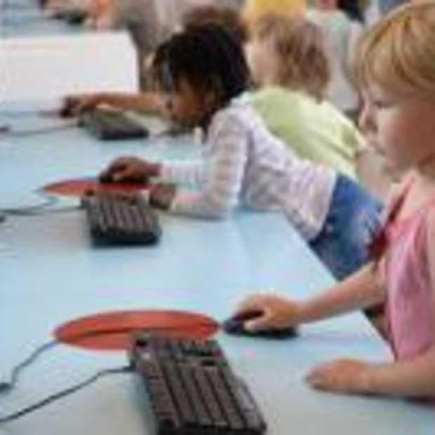 Een zesjarige is al een volleerd multitasker
