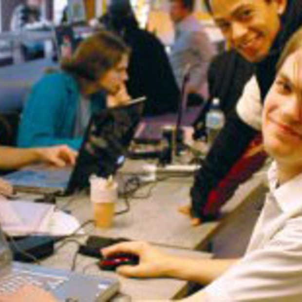 Eerste afstudeerders Bredase game-opleiding de wijde wereld in