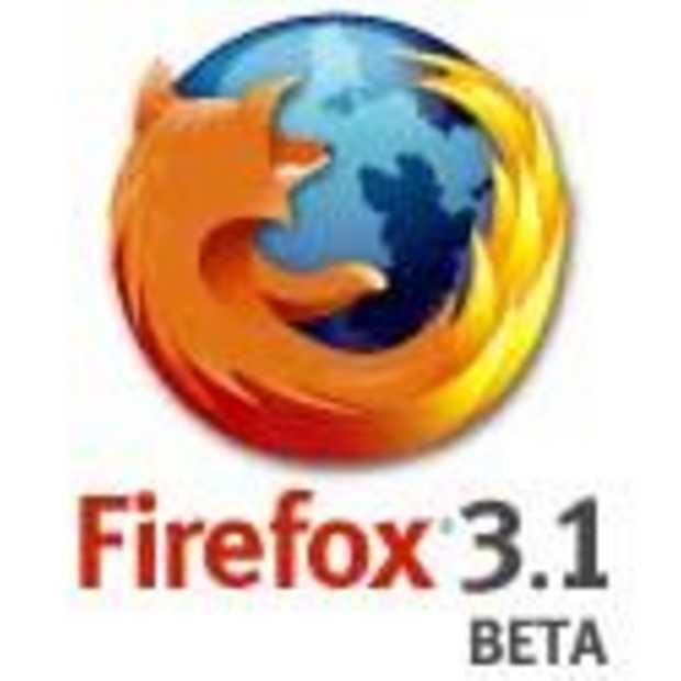 Eerste bèta Firefox 3.1 te downloaden