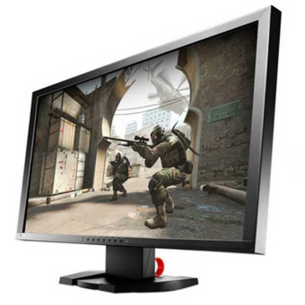 EIZO Foris FG2421 Turbo gaming monitor: 240Hz en sneller dan mijn ogen